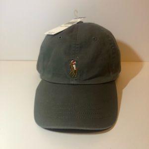 Polo Ralph Lauren hat (grey)